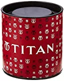 Titan Analog Black Dial Men's Watch -NJ1648YM03C