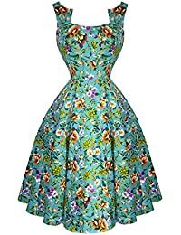 Hearts & Roses - Robe - Femme Turquoise Turquoise