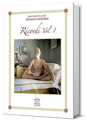Ramana Maharshi. Ricordi: 1 (Vidya Bharata) por A. Devaraja Mudaliar