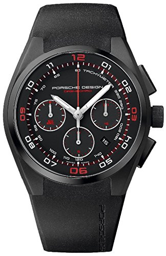 Montre Porsche Design Dashboard homme 6620.13.47.1238