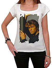 George Michael B Melrose Tshirt, George Michael Tshirt, Femme Tshirt cadeau