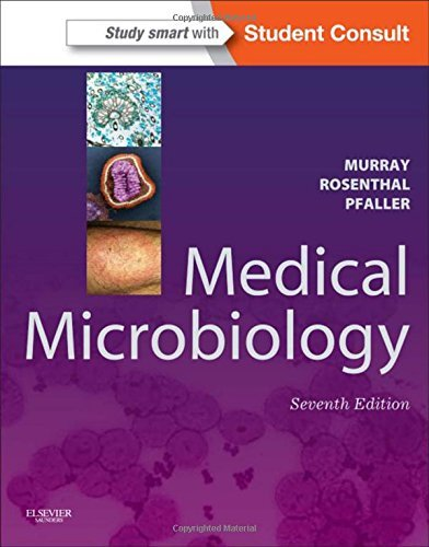 Medical Microbiology: with STUDENT CONSULT Online Access, 7e by Patrick R. Murray PhD (2012-11-26)