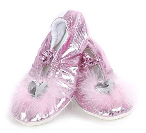 Great Pretenders Prinzessin Hausschuhe pink - Komplette Geschichte Halloween-die