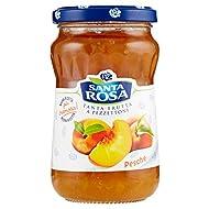 Santa Rosa Confettura Extra di Pesche - 350 gr