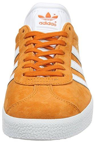 Adidas Gazelle Damen Sneaker Orange orange weiß