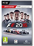 F1 2016 Limited Edition (PC CD)