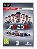 F1 2016 Limited Edition (PC CD) - [Edizione: Regno Unito]