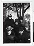 POSTER Football players front John Hay School Upper Midwest Jewish Wall Art Print A3 replica