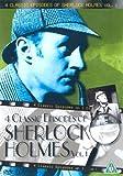 Sherlock Holmes - 4 Classic Episodes
