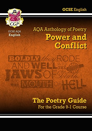 New GCSE English Literature AQA Poetry Guide: Power & Conflict Anthology - for the Grade 9-1 Course