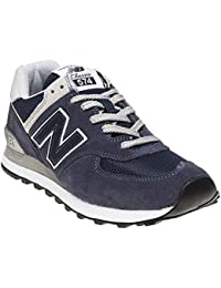 New Balance 574 Homme Baskets Mode Navy