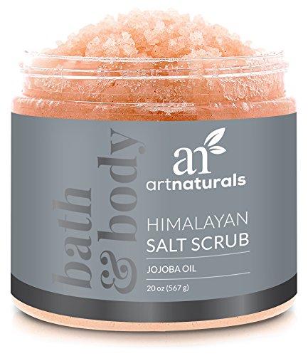 art-naturalsr-scrub-per-il-corpo-al-sale-dellhimalaya-567-gr-esfoliante-e-detergente-profondo-con-bu