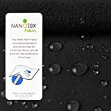 Nanotex™-Klimamembrane Softshell aus Jersey & Microfleece
