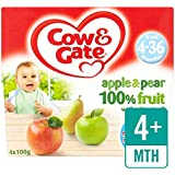 Cow & Gate Apple & Pear Pots 4 x 100g