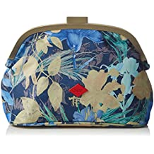 Oilily FF Frame Cosmetic Bag, Beauty Case Donna