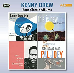 Four Classic Albums (Introducing The Kenny Drew Trio / This Is New / Talkin & Walkin / Jazz Impressions Of Rodgers & Hart - Pal Joey)