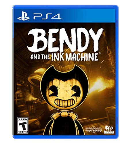 Bendy and the Ink Machine (Complete Edition) Playstation 4