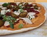Pizzastein für Backofen & Gas Grill nur 1 cm dick Corderiet 45 x 35 cm - 6