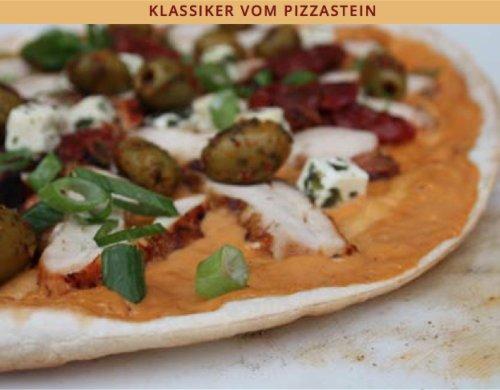 Pizzastein Für Gasgrill Landmann : Santos pizzastein für gas grill backofen grill cm