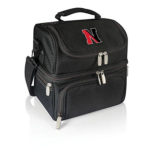 Picnic Time NCAA Pranzo Isolierte Lunch-Tasche, Unisex, schwarz