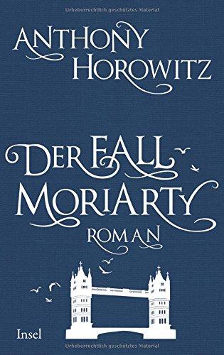 Buchseite und Rezensionen zu 'Der Fall Moriarty' von Anthony Horowitz