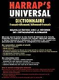 Image de Harrap's Universal : Allemand/français, français/allemand