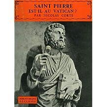 Saint Pierre est il au Vatican ?