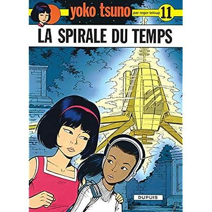 Yoko Tsuno, tome 11 : La spirale du temps