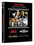 top star collection (4 blu-ray) mission impossible - jack reacher - collateral - oblivion box set BluRay Italian Import