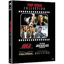 Oblivion - Jack Reacher - Collateral - M:I Missione Impossible - (Box 4 Blu Ray) Edizione Italiana