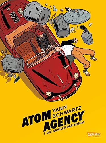 Atom Agency 1: Die Juwelen der Begum (Klassiker Juwelen)