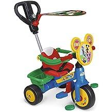 FEBER - Triciclo con diseño Mickey Mouse (Famosa 700012545)