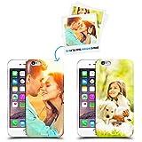 Anukku Custodia Cover Air Gel Ultra Sottile Personalizzata con la Tua Foto, Immagine o Scritta per Apple iPhone 5c Stampa di qualità Fotografica con Mimaki