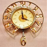 #6: Very attractive long 6 Milan Wall Clock