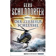 Der Zerberus-Schlüssel: Thriller (John Finch 4) (German Edition)