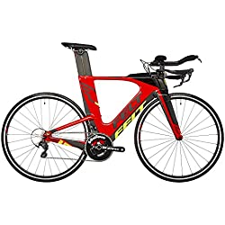 Felt IA4 - Triathlon bikes - red / black Frame size 54 cm 2017