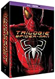Trilogie Spider-Man - Origins Collection : Spider-Man 1 + Spider-Man 2 + Spider-Man 3 [DVD + Copie digitale]...