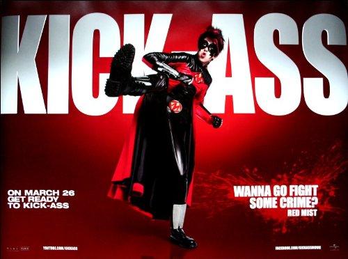 Kick Ass (Red Mist) Movie Poster
