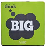 Think Big Mousepad By QuoteSutra