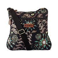 Urban Beach Canvas & Beach Tote Bag Womens Gaia Pouch Brown UBAAW30-03BR