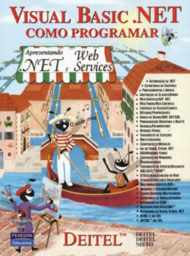 Deitel Visual Basic (Visual Basic.NET. Como Programar (+ CD-ROM) (Em Portuguese do Brasil))