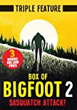 Box of Bigfoot 2: Sasquatch Attack [DVD] [Region 1] [US Import] [NTSC]
