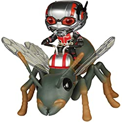 Funko POP! Marvel Ant-Man: Ant-Man y Ant-thony