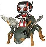 FunKo 6482 - Ant-Man, Pop Vinyl Figure 13 Rides Ant-Man And Ant-Thony 12 cm