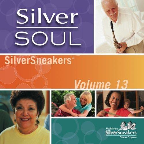 Silver Sneakers Vol 13: Silver Soul by Muscle Mixes Music De La Soul Sneakers