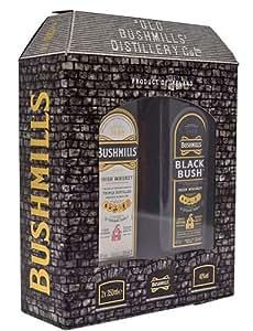 Bushmills Original and Black Bush Whisky Gift Pack