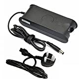 Sunydeal Laptop AC Adapter Charger for Dell Inspiron 1525 1545 1526 1750 UK FOR Dell Inspiron 3520 3521 3537 3542 3721 3737 19.5V 3.34A, 65W