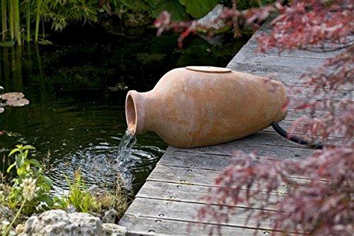 Ubbink Terrassenbrunnen Wasserspiel Filterset Amphora