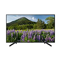 Sony 43 Inch 4K Uhd Led Smart Tv Black - Kd-43X7000F