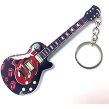 Music Legend Collection Portachiave forma chitarra serie Exclusive - Diversi modelli EGK-1570